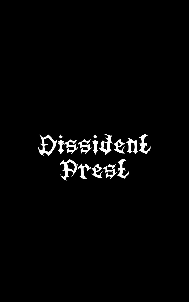 Dissident Priest - Chapter Cover