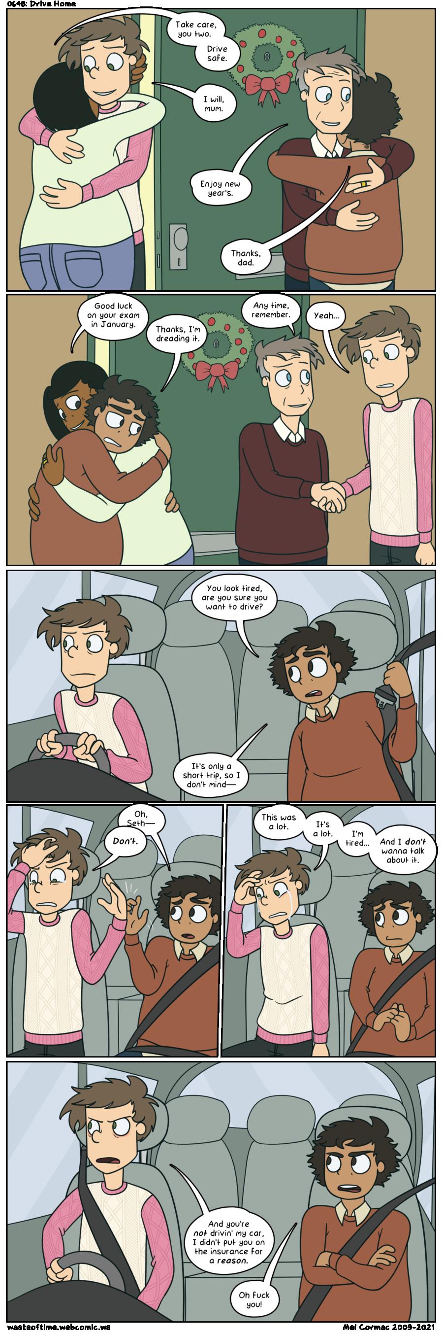 0648: Drive Home