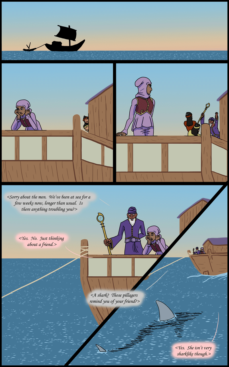 The Wide Ocean - Page 208