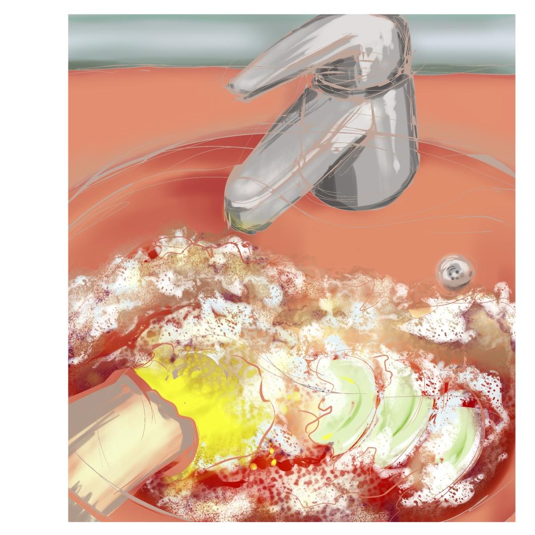 [Intermission 2] Wash