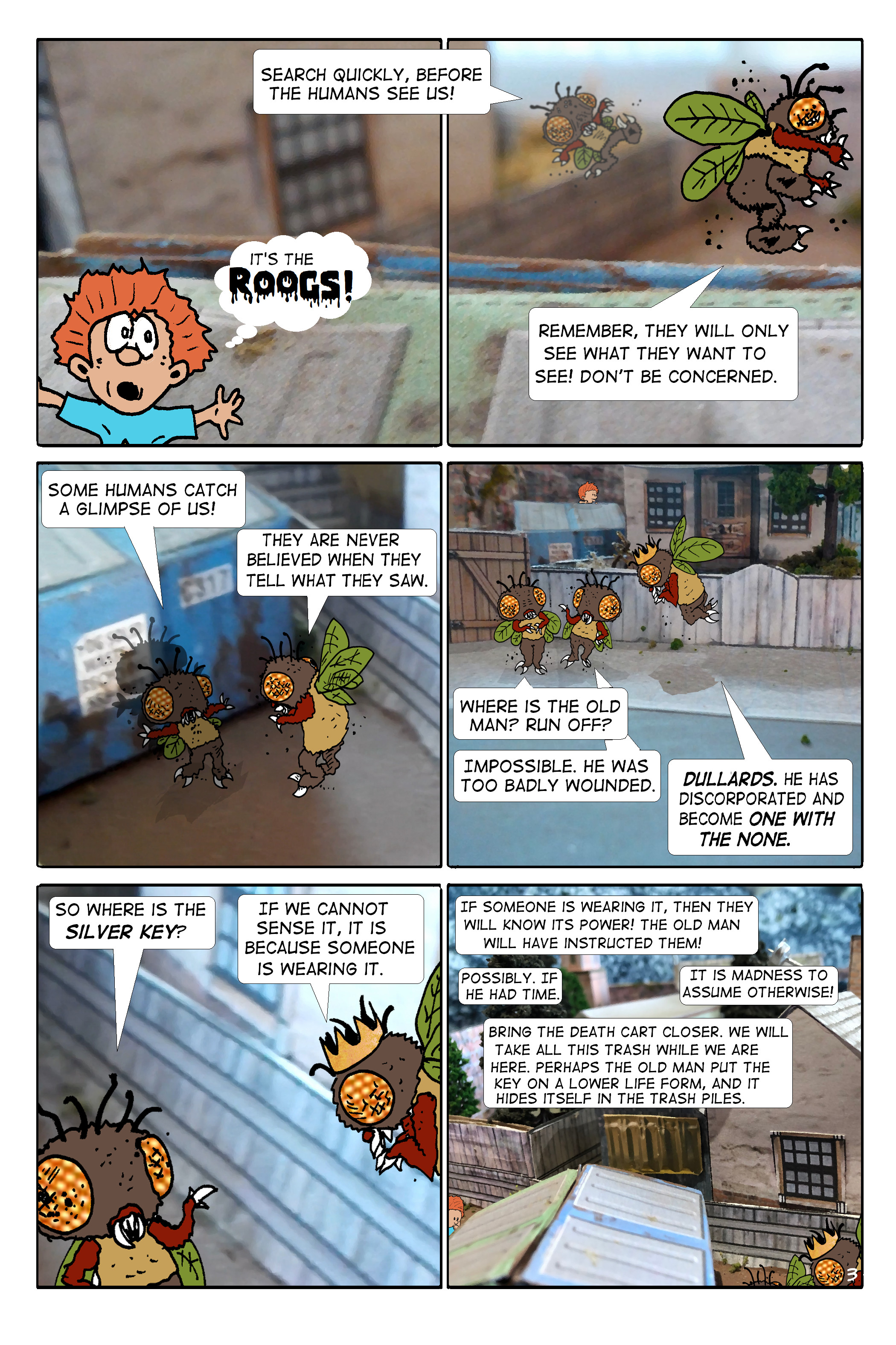 Kid Celephais - page 3