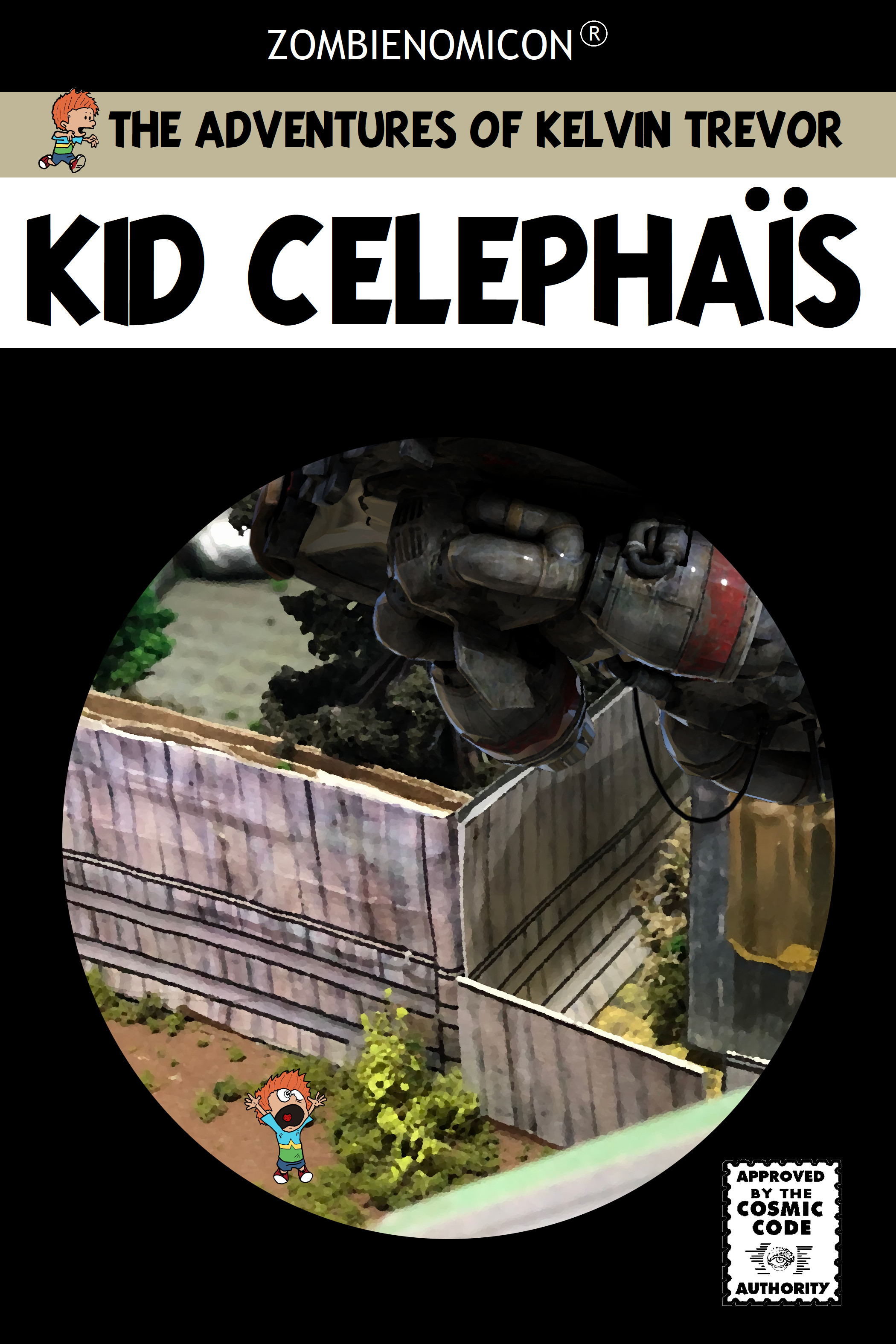 Kid Celephais - Front Cover