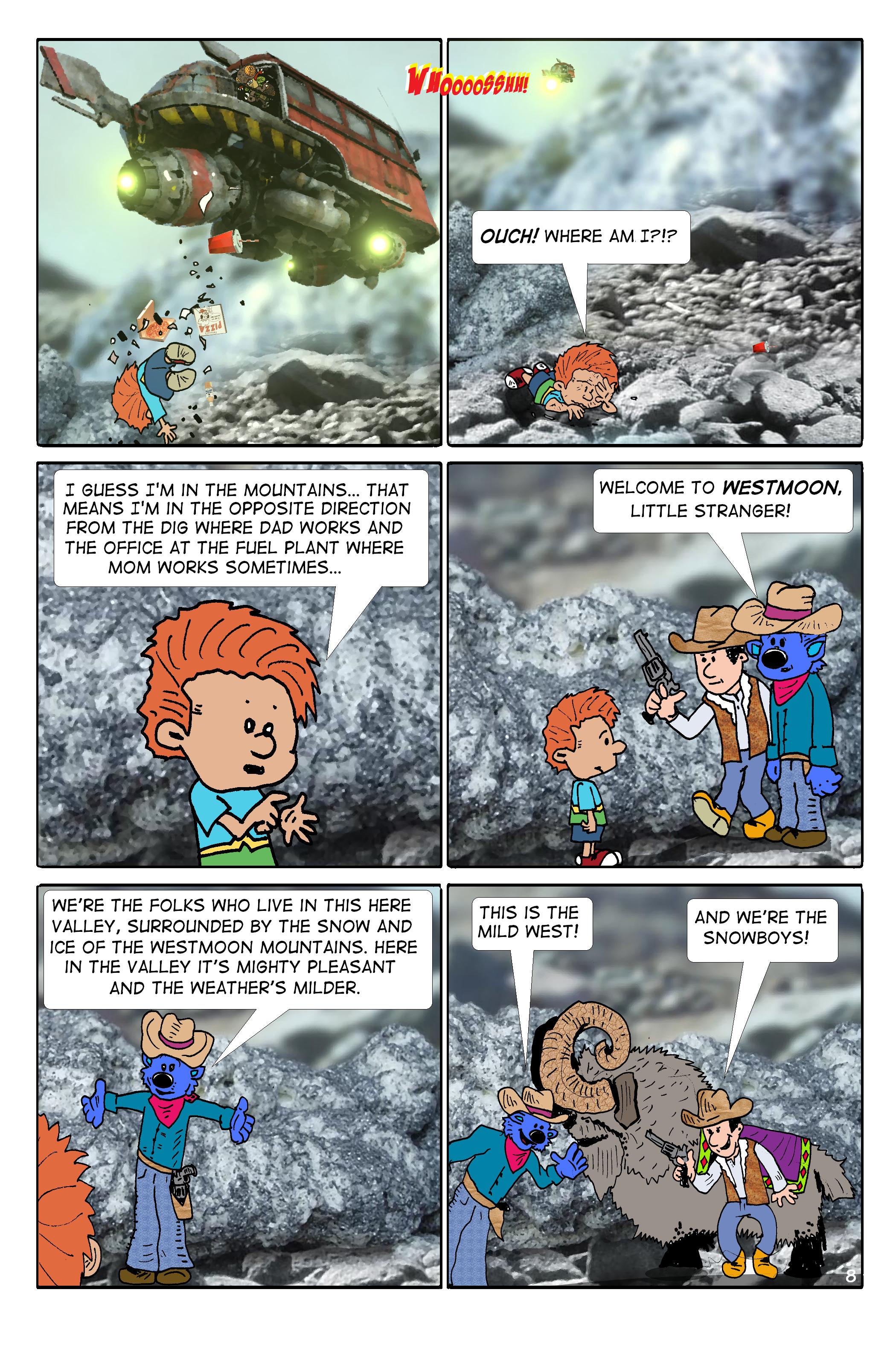 Kid Celephais - page 8