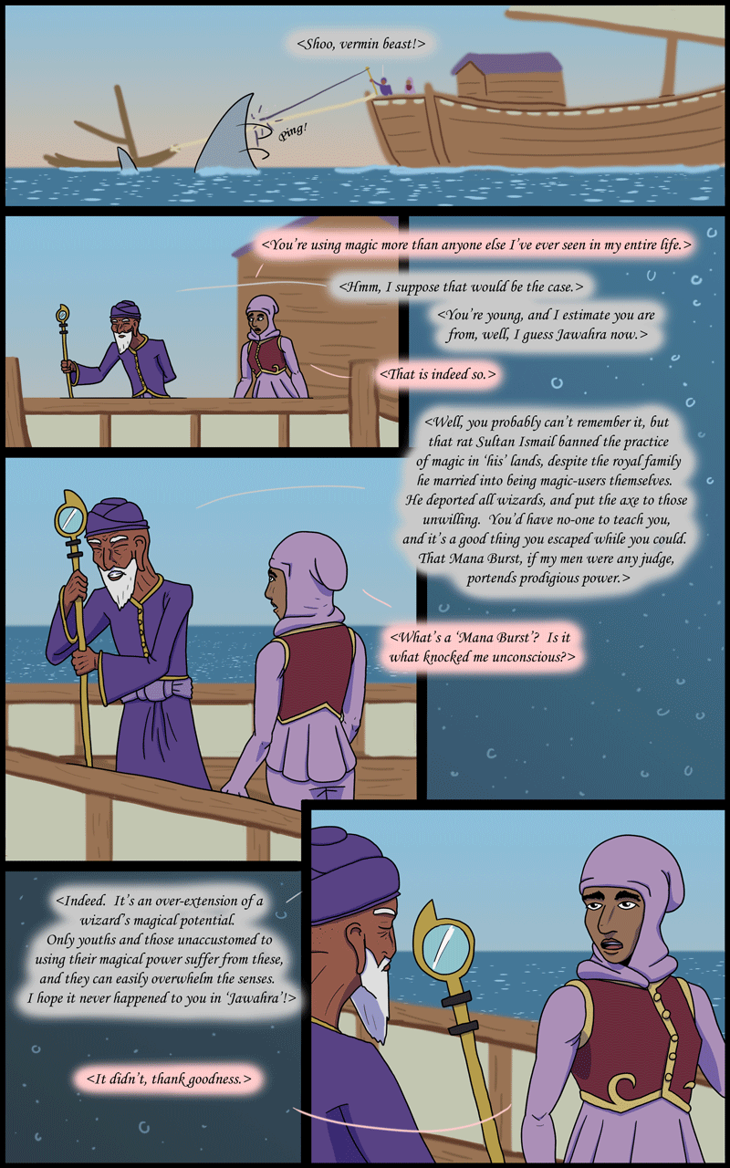 The Wide Ocean - Page 209