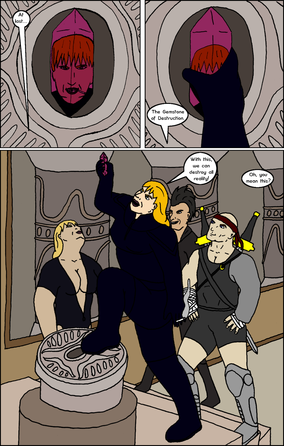 Page 1: issue 23 - Going Everywhere and Nowhere