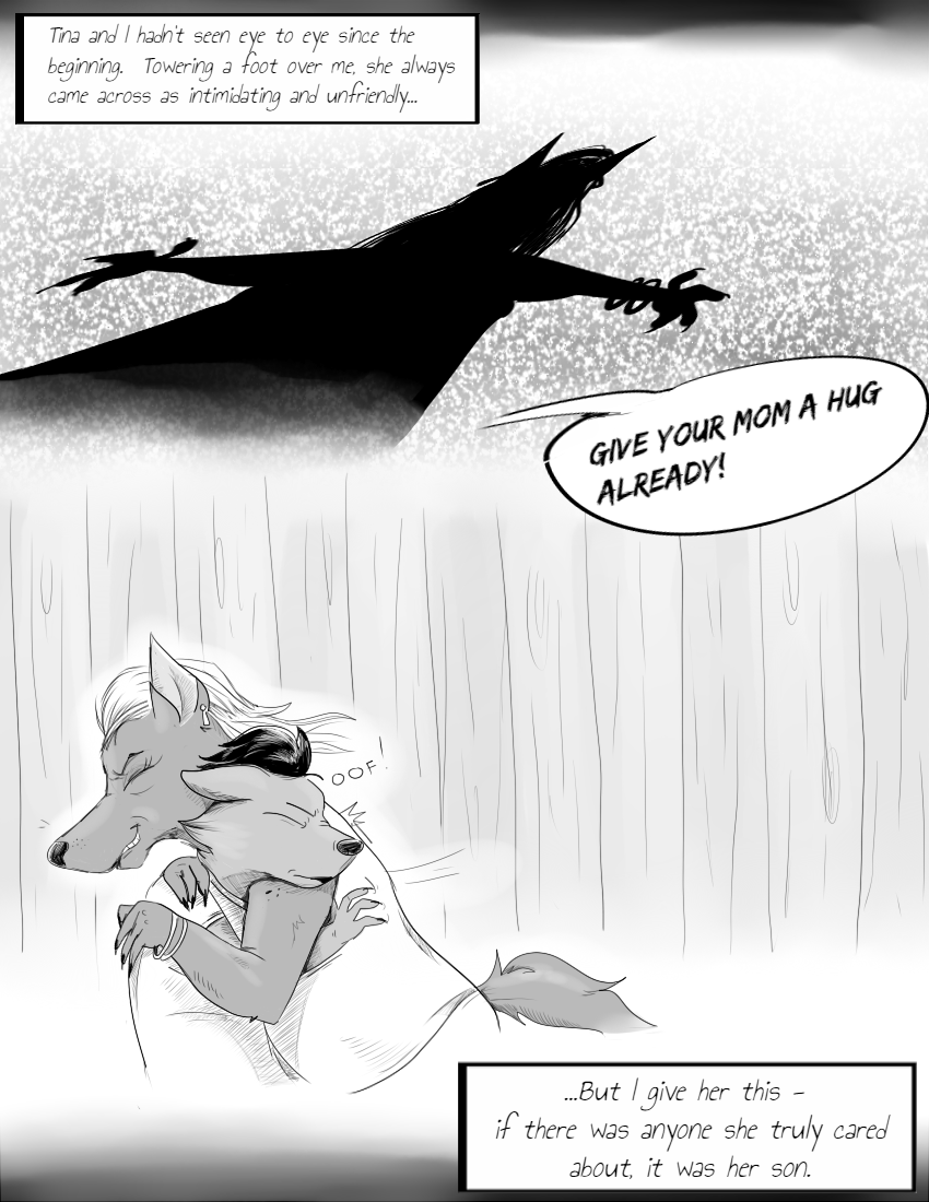 Chapter 2, Page 6 - Mama Knows Best