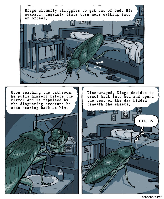 On Metamorphoses, Pt. 2