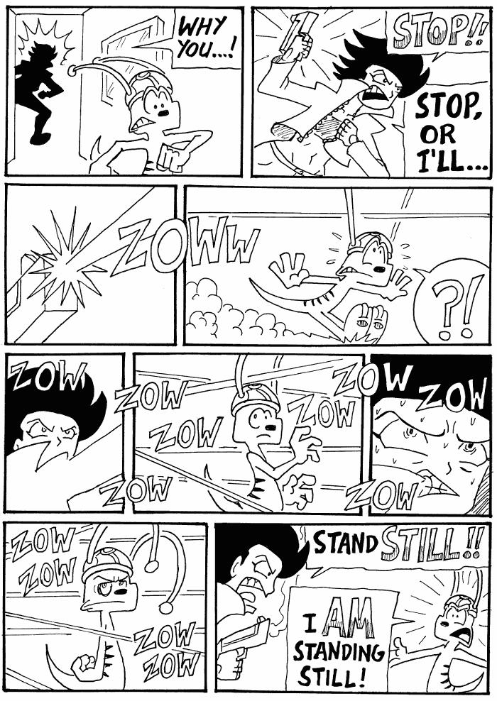 (#134) Sharpshooter Minami