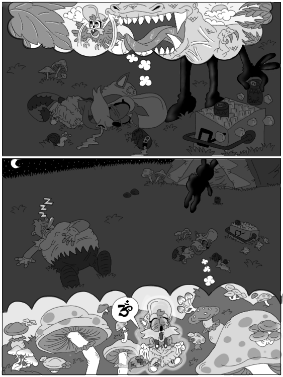 Gone Fishing...page16