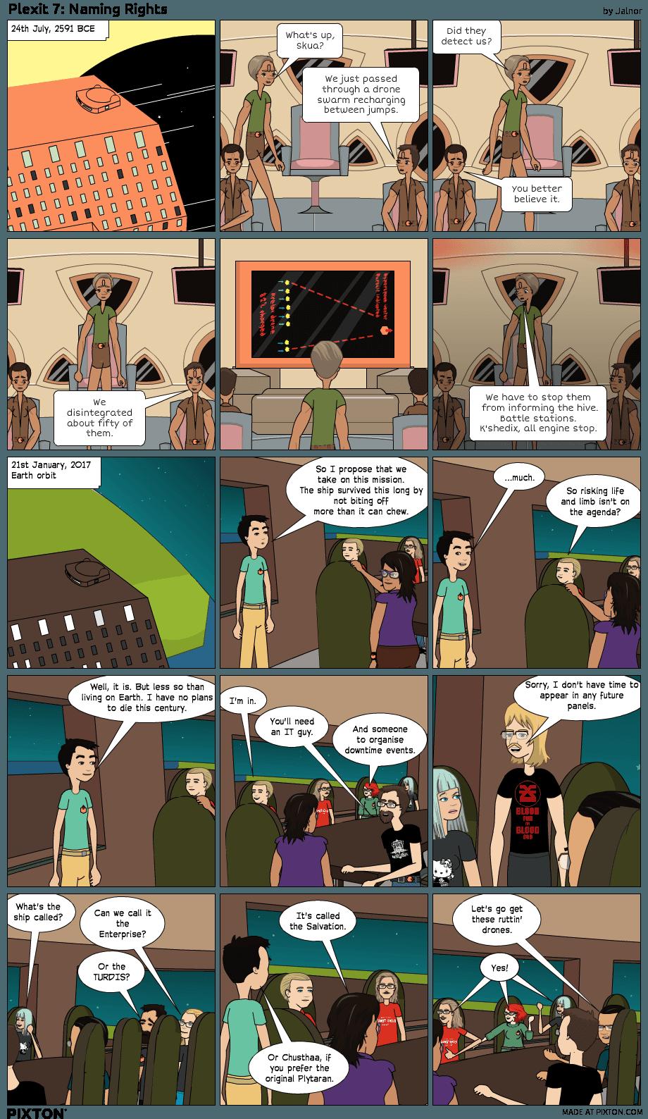 1x07: Naming Rights