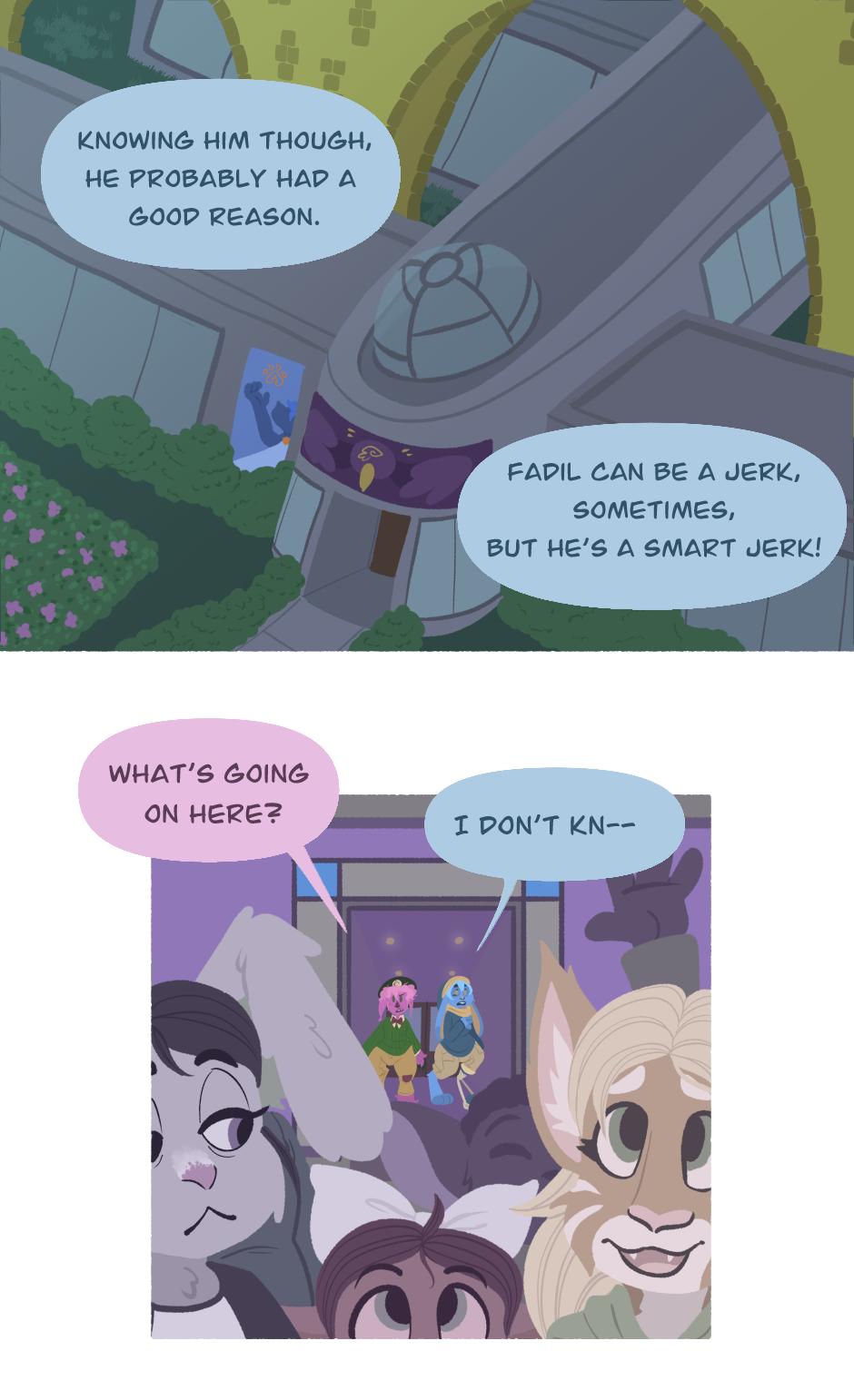 Chapter 2: False Idol- Episode 5