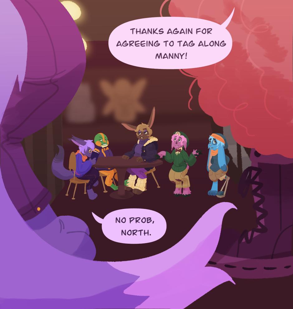 Chapter 2: False Idol- Episode 7