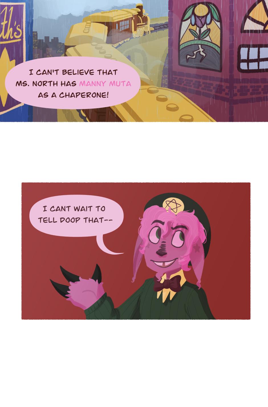 Chapter 2: False Idol- Episode 8