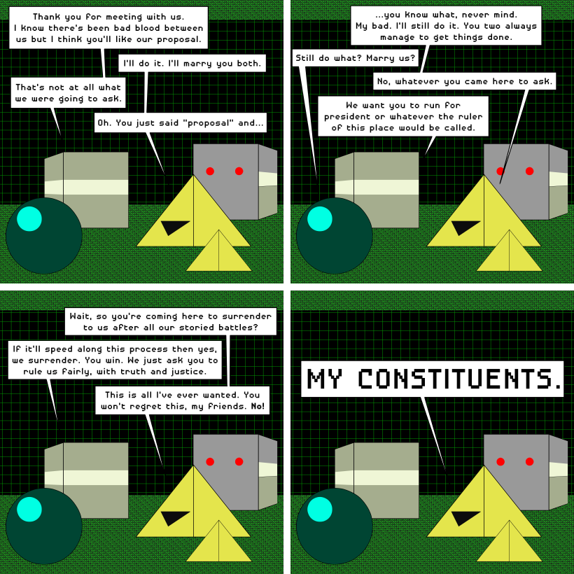 My Constituents