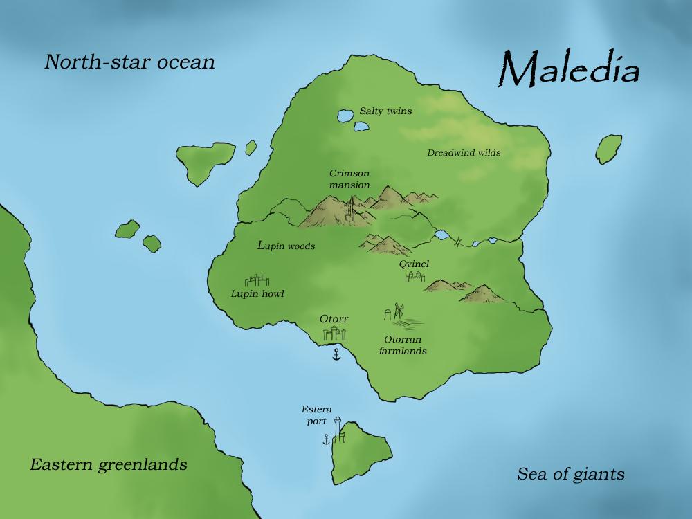 Maledia