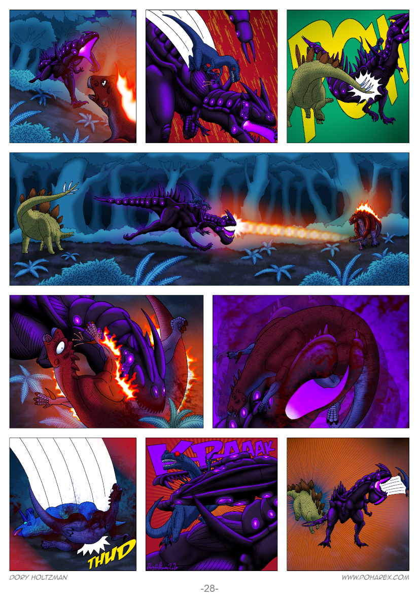 Poharex Issue #13 Page #28