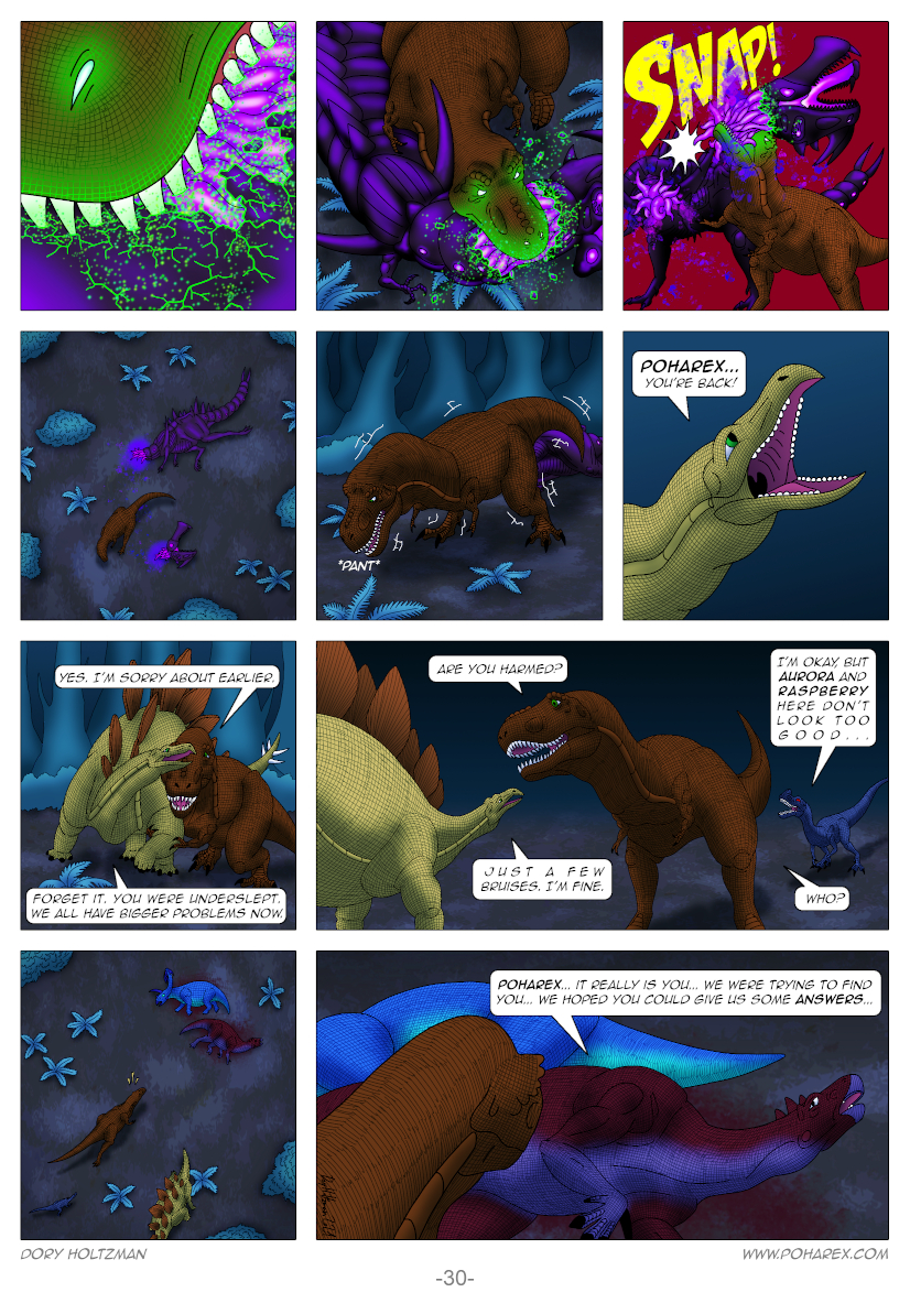 Poharex Issue #13 Page #30