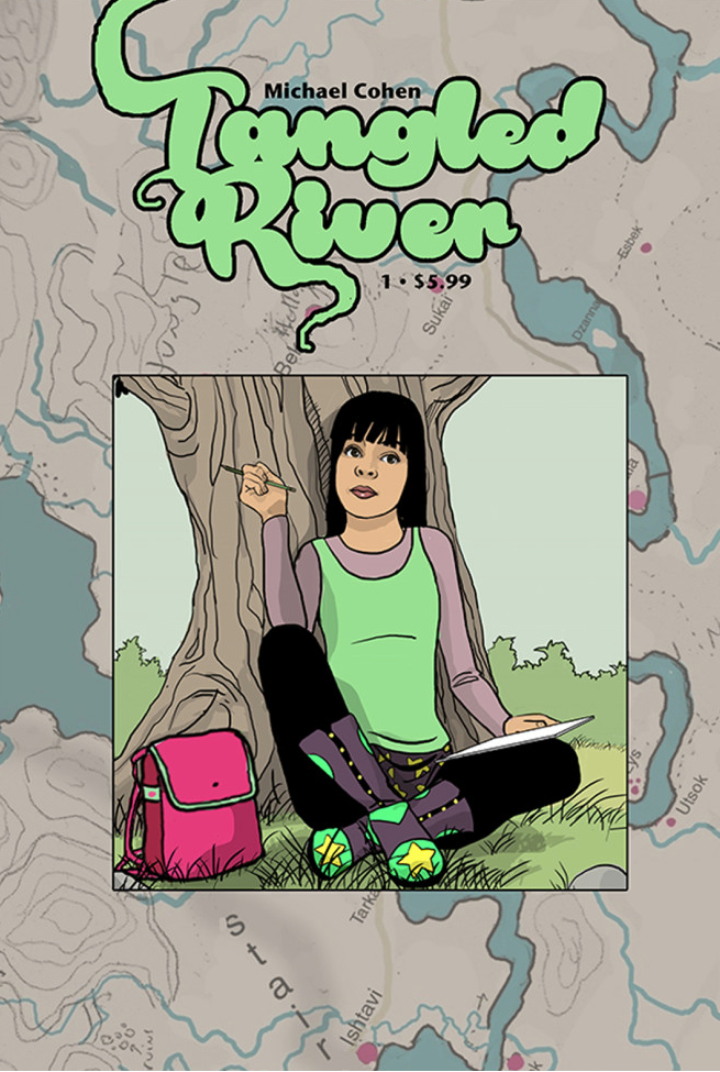 Tangled River IndieGogo Campaign