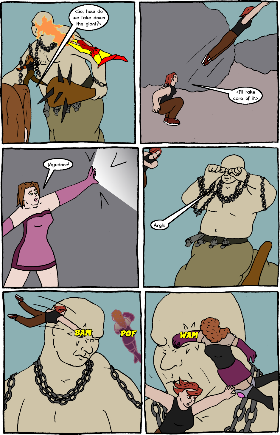 Page 19: issue 24 - Mexican Standoff