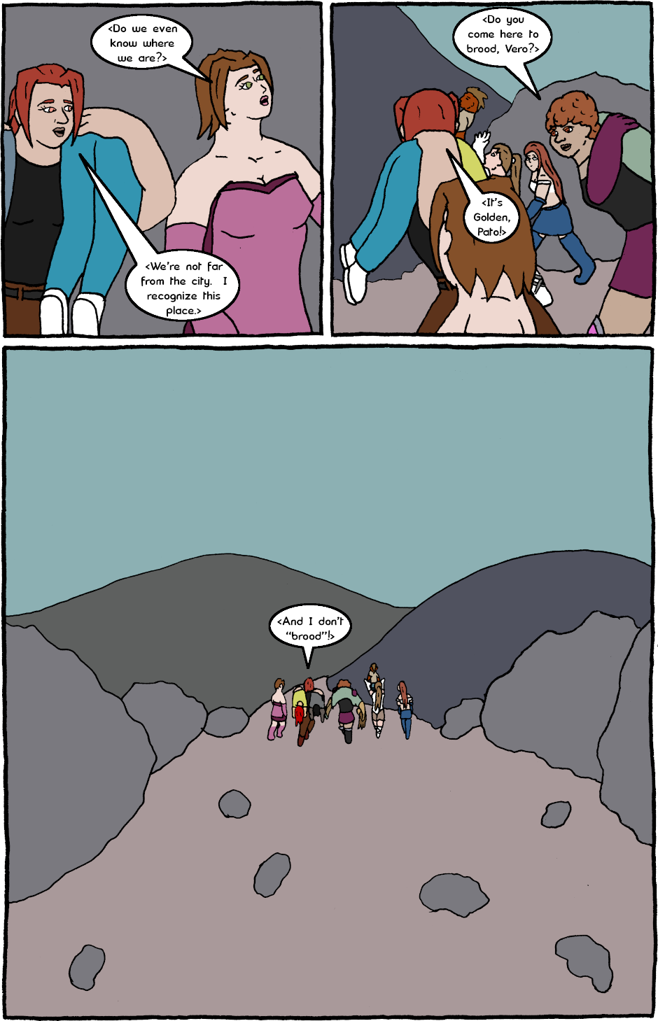 Page 24: issue 24 - Mexican Standoff