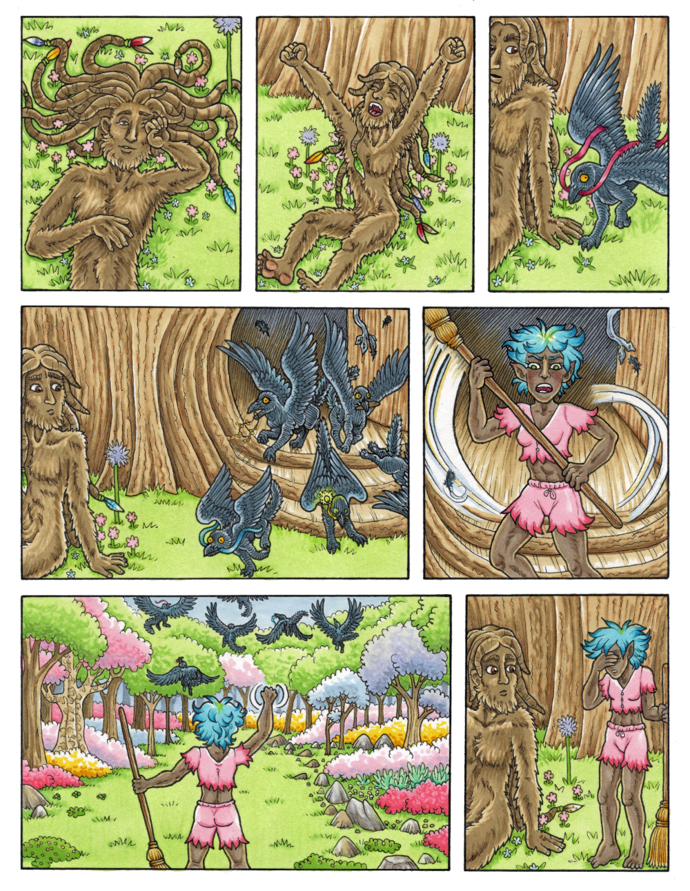 Feathers pg 9