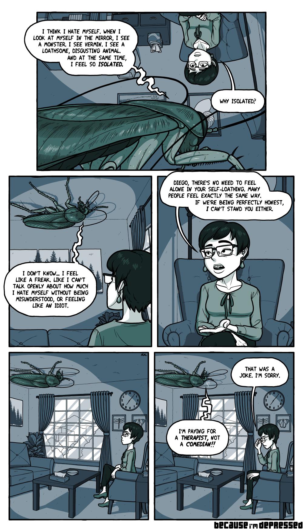 On Metamorphoses, Pt. 5