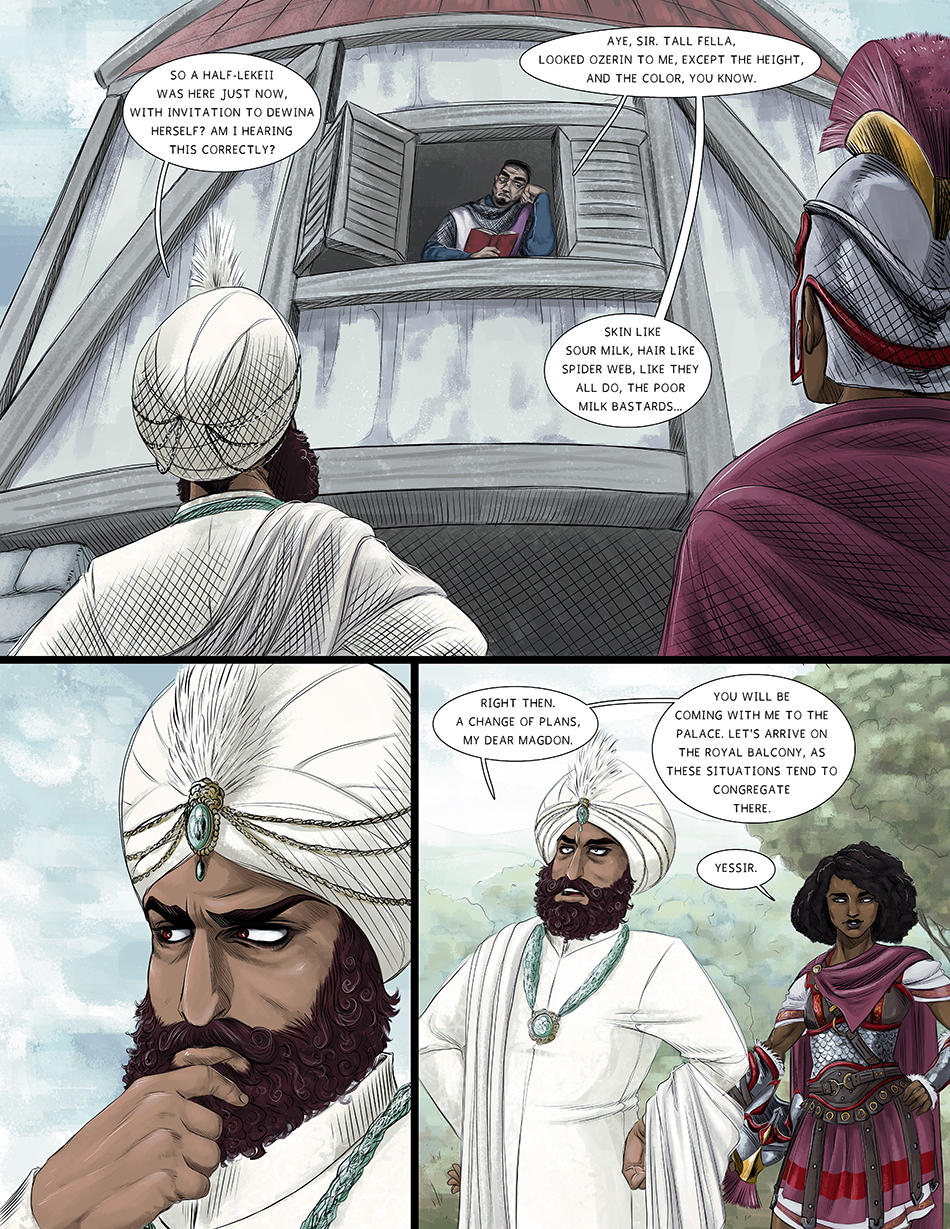 Ozymandias pg.37