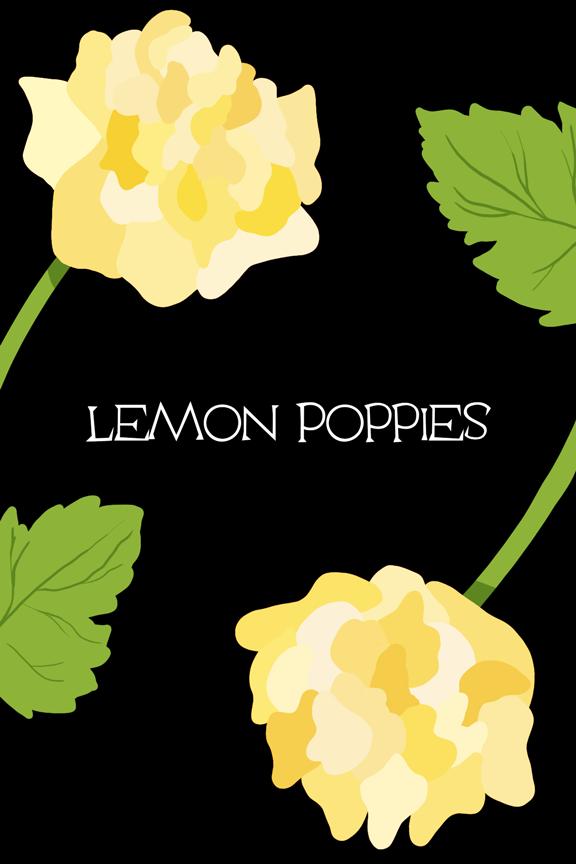 Lemon Poppies