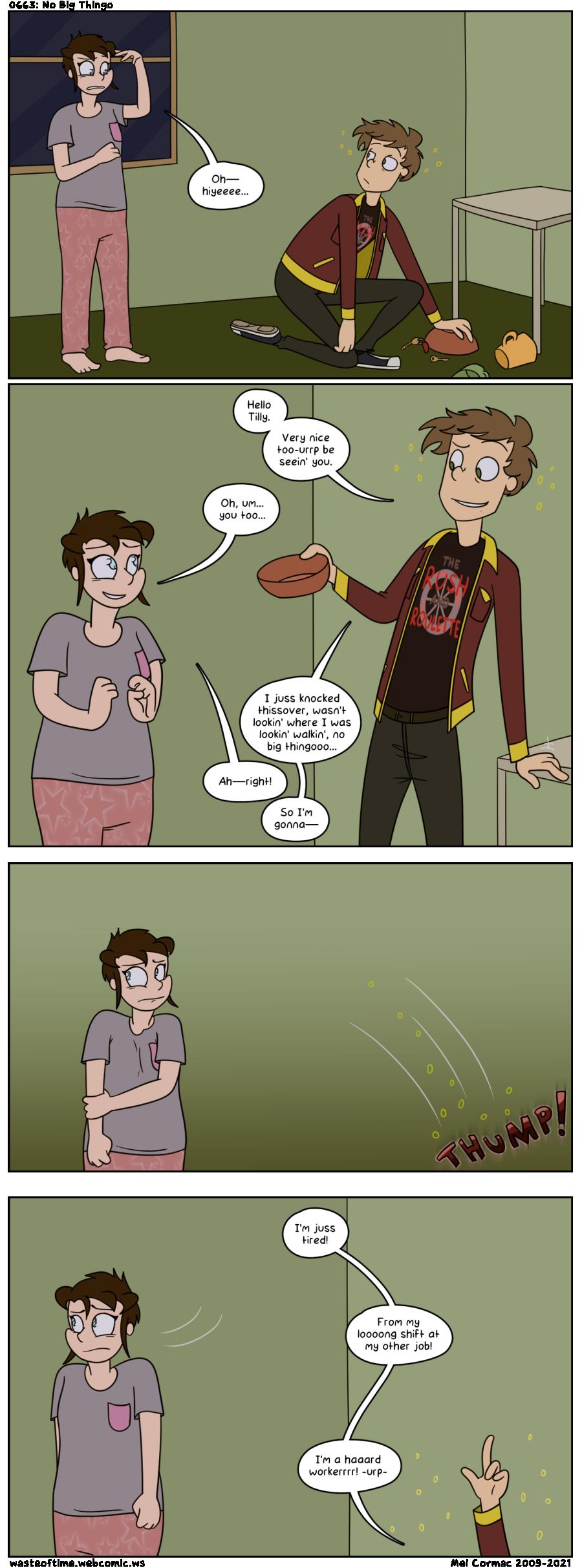 0663: No Big Thingo