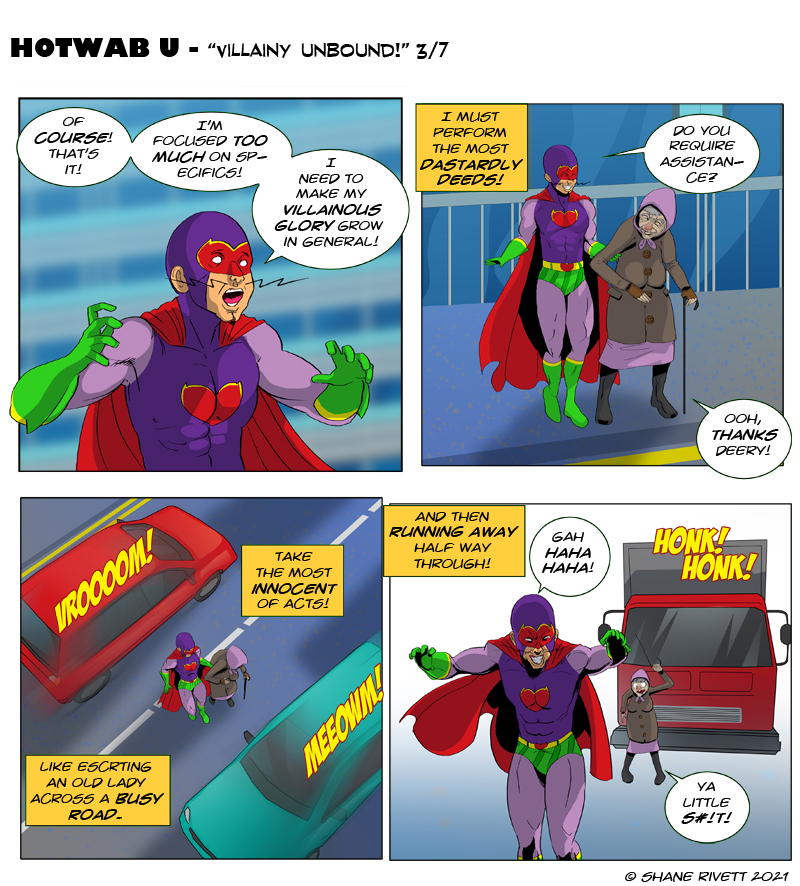 Issue 10 - 'Robo-Rowdydow' Page 3