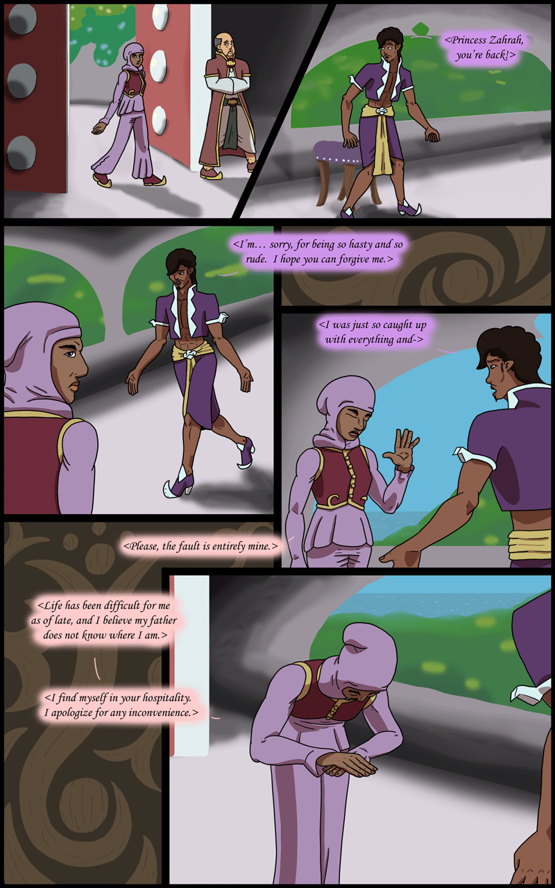 The Wide Ocean - Page 216