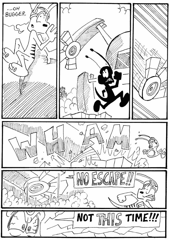 (#143) No Escape