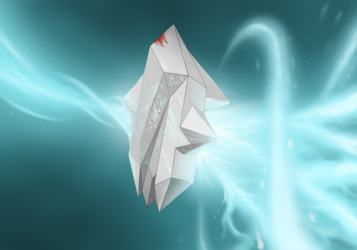 Sol crystal and its role in anomalies of Karandia