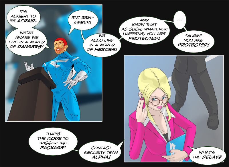 Issue 10 - 'Robo-Rowdydow' Page 5