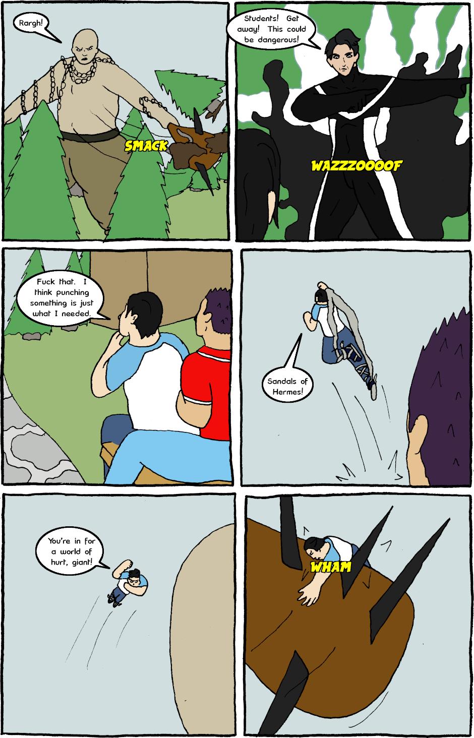 Page 4: issue 25 - Scholastic Scuffle