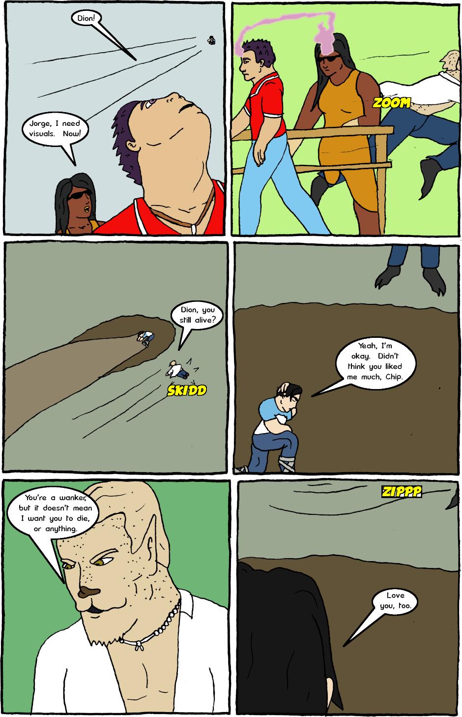 Page 5: issue 25 - Scholastic Scuffle