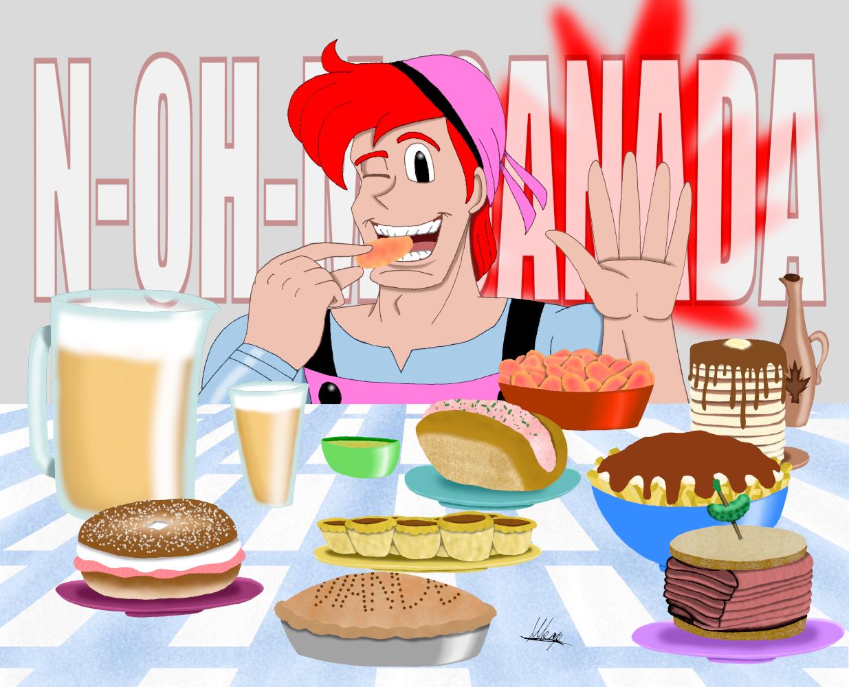 N-Oh-M, Canada (Canada Day 2021)
