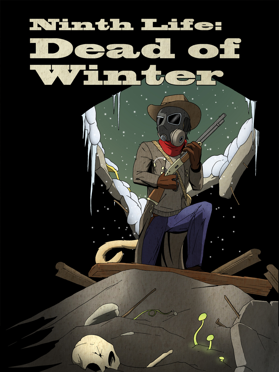 Ninth Life: Dead of Winter cover