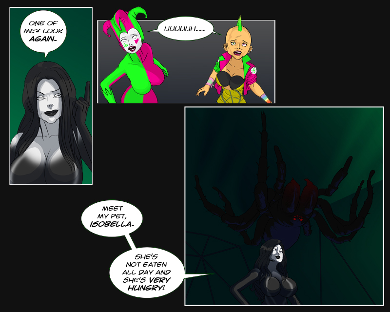 Issue 10 - 'Robo-Rowdydow' Page 7