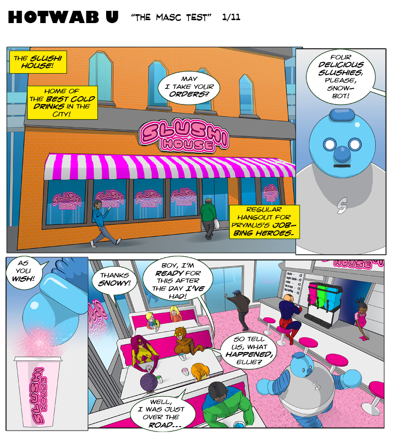 Issue 10 - 'Robo-Rowdydow' Page 8