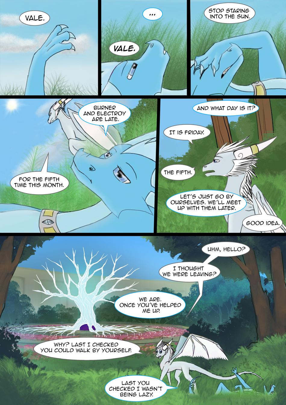 I am who I am - page 2