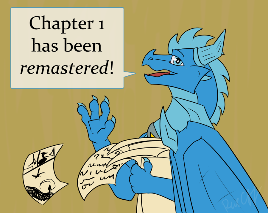 Announcement! Chapter 1 remaster UP