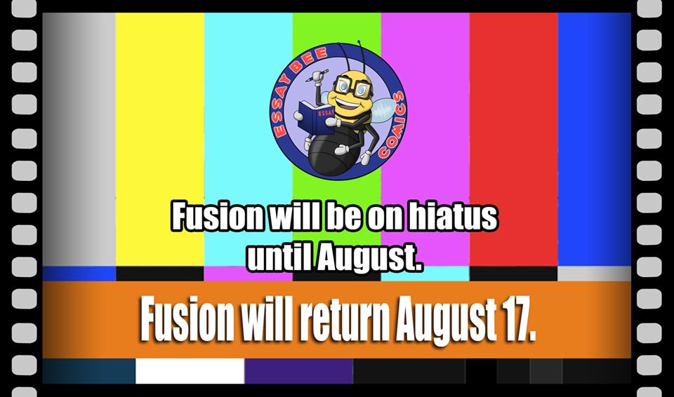 Fusion Hiatus Announcement