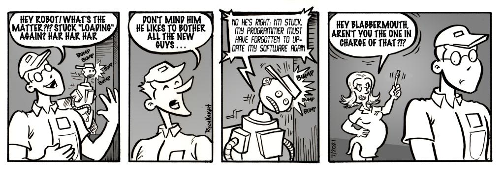 Mailman Misfortunes 7-22-2021