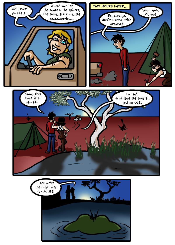 Cryptids Down Under - Part 2 (by argylefox)