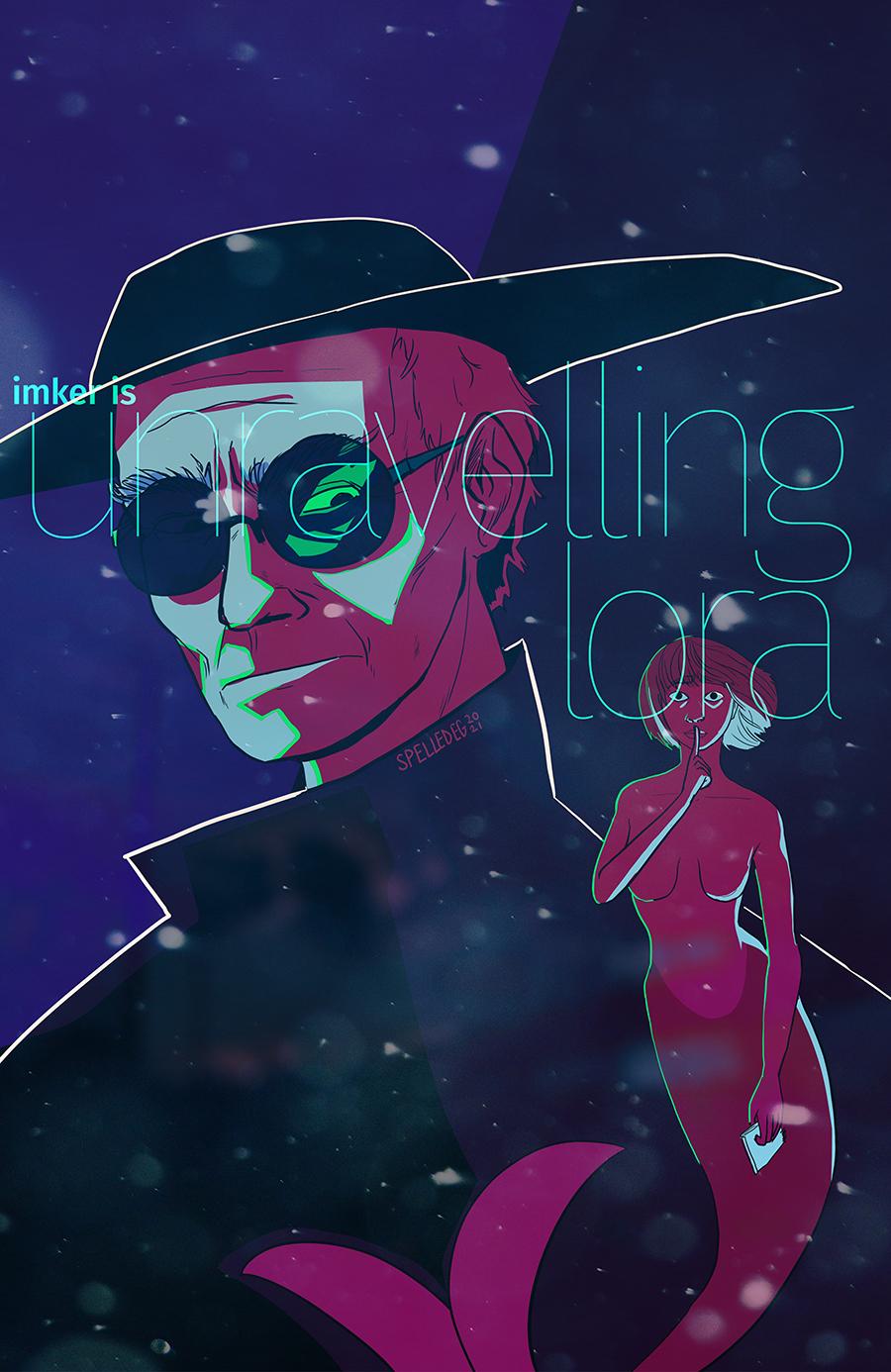 Imker Is Unravelling Lora (by Spelledeg)