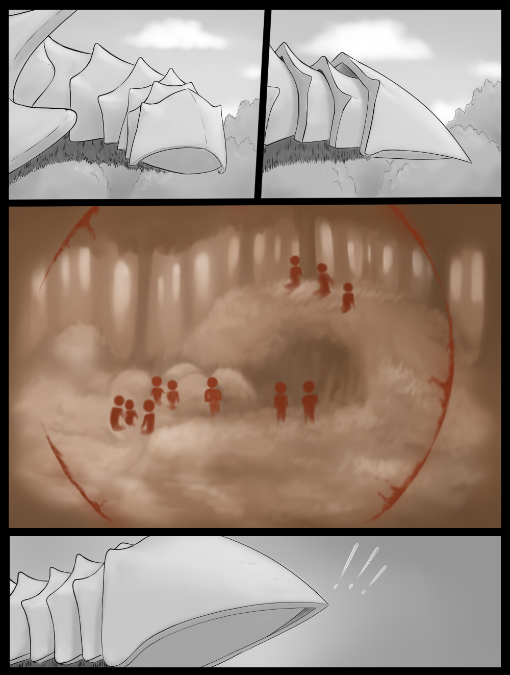 Page 60 - Someone is Missing
