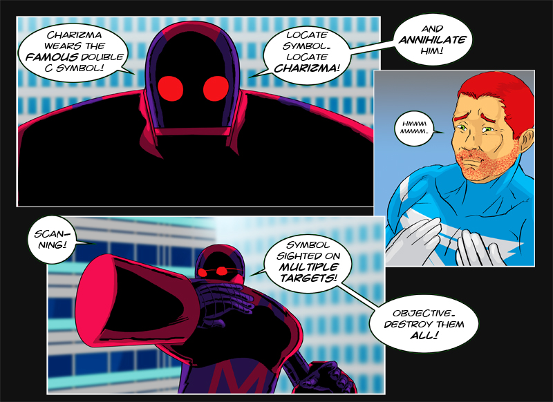 Issue 10 - 'Robo-Rowdydow' Page 10