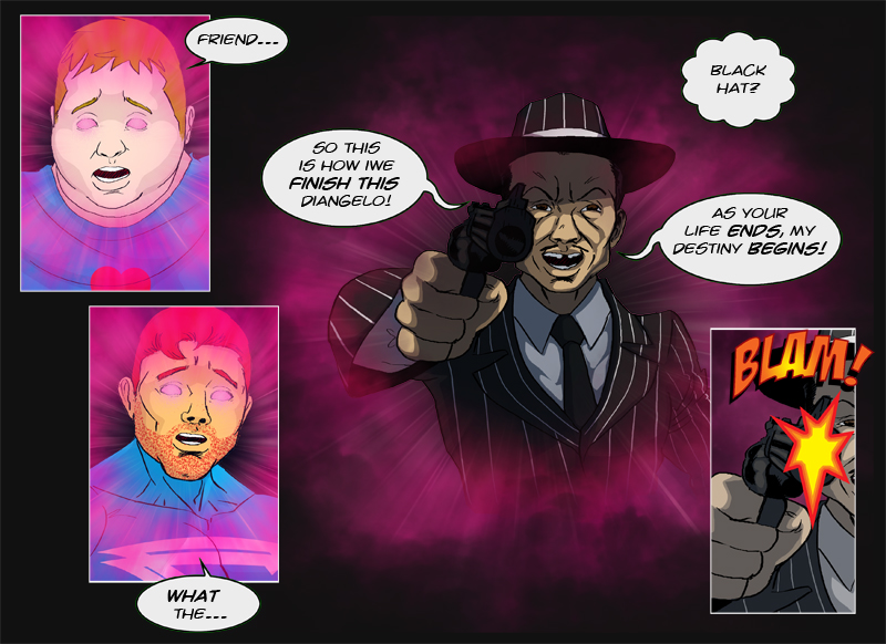 Issue 10 - 'Robo-Rowdydow' Page 11