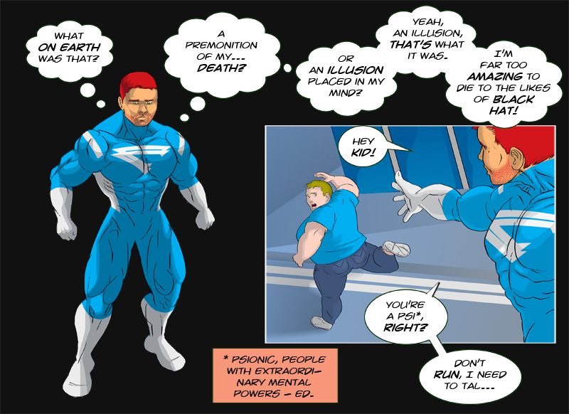Issue 10 - 'Robo-Rowdydow' Page 12